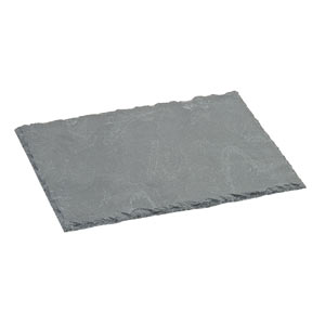 Utopia Mineral Collection Slate Platter 21 x 18cm