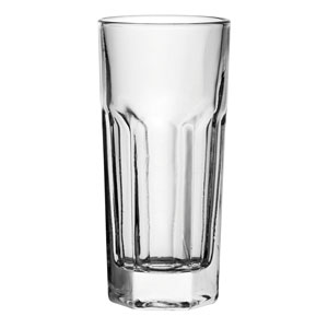 Tall Casablanca Shot Glasses 1.75oz / 50ml