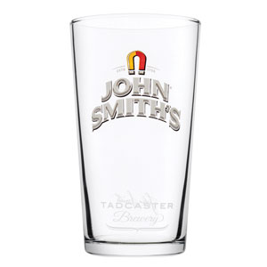 John Smith's Pint Glasses CE 20oz / 570ml