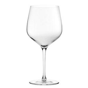 Nude Refine Burgundy Glasses 22oz / 625ml
