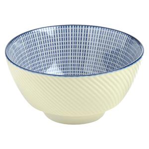 Tao Rice Bowl Blue 12cm