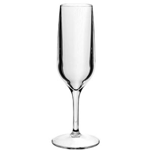 Roltex Tao Copolyester Champagne Flute 6oz / 170ml