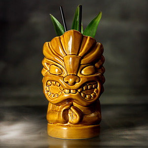 Tiki Hands Mug 23.2oz / 660ml