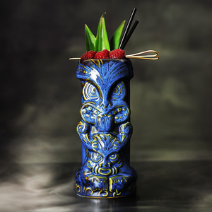 Duece Tiki Mug 16oz / 450ml