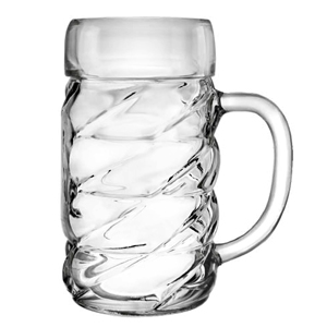 Diamond Beer Stein 35oz / 1ltr