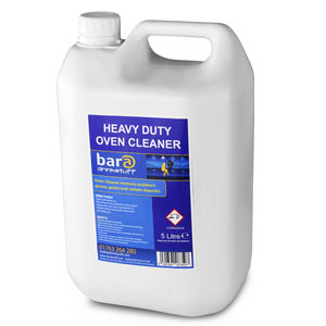 Heavy Duty Oven Cleaner 5 litre