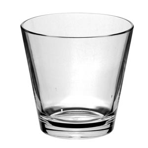 Roltex Tao Copolyester Whiskey Glass 12.3oz / 350ml