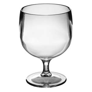 Roltex Privilege Viini Polycarbonate Wine Glass 7.7oz / 220ml