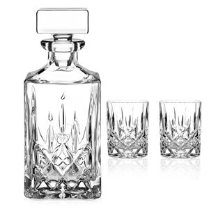 Nachtmann Noblesse Whisky Decanter & Tumbler Set