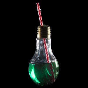 Light Bulb Cocktail Glasses 14oz / 400ml