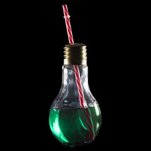Light Bulb Cocktail Glasses 14oz / 400ml