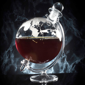 Globe Drinks Decanter 700ml
