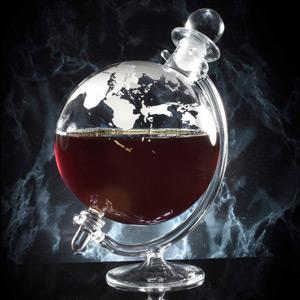 Globe Drinks Decanter 800ml