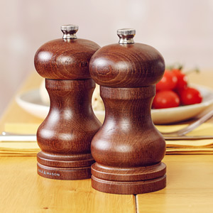 Cole & Mason Forest Beech Capstan Pepper Mill