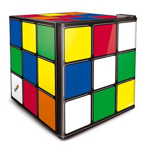 Husky Rubiks Cube Mini Fridge