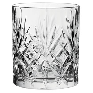 Timeless Vintage Double Old Fashioned Tumblers 12.5oz / 355ml