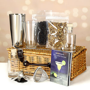 Deluxe Ginventive Cocktail Gift Hamper