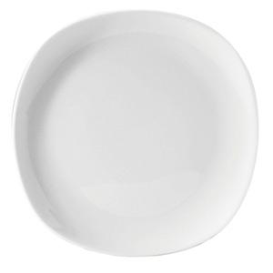 "Utopia Titan Soft Square Plates 10.75"" / 27cm"