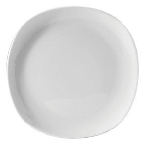 "Utopia Titan Soft Square Plates 8.25"" / 21cm"