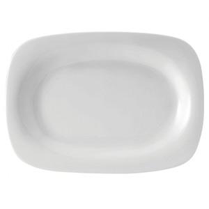 """Utopia Titan Rectangular Plates 9.5"""" / 24cm"""