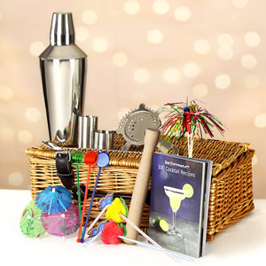 Deluxe Manhattan Cocktail Accessories Gift Hamper