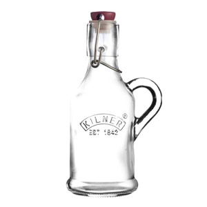 Kilner Handled Clip Top Bottle 200ml