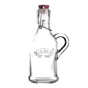 Kilner Handled Clip Top Bottle 200ml