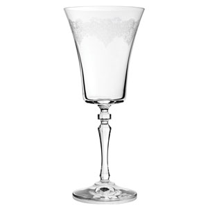 Filigree Wine Goblets 11oz / 310ml