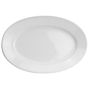 "Utopia Titan Oval Plates 12"" / 30cm"