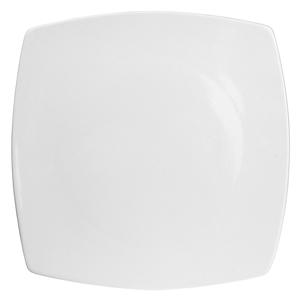 "Utopia Titan Rounded Square Plates 9.5"" / 24cm"