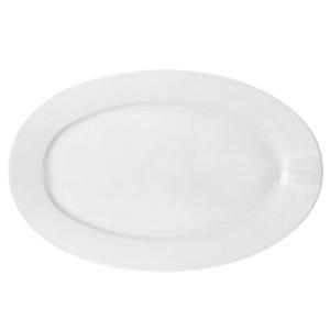 "Utopia Titan Deep Oval Platters 11"" / 28cm"