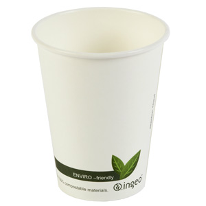 Compostable Hot Drink Cups 12oz / 340ml