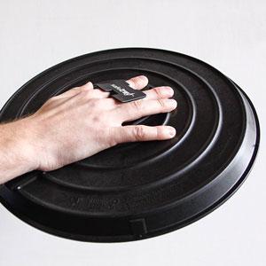 Black Safe Tray 14inch