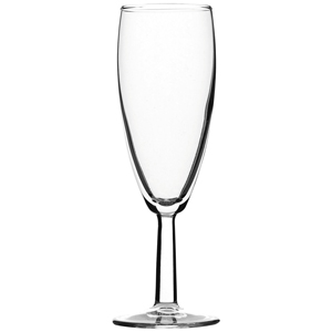 Saxon Champagne Flutes 5.25oz LCE at 125ml