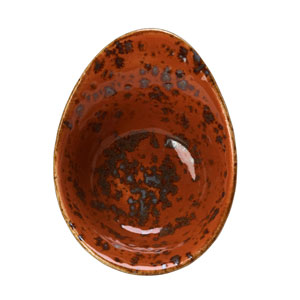 "Steelite Craft Freestyle Bowl Terracotta 5"" / 13cm"