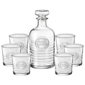 Officina 1825 Decanter & Tumbler Set