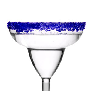 Blue Margarita Rimming Salt 16oz / 453g