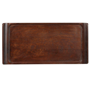 Churchill Alchemy Rectangular Wooden Tray 11.8inch / 30cm