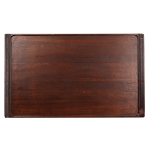 Churchill Alchemy Rectangular Wooden Tray 20.8inch / 53cm