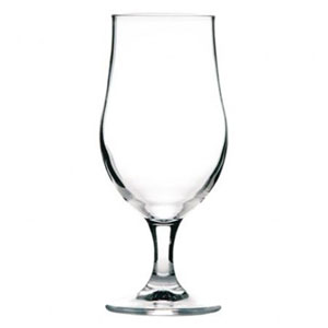 Munique Stemmed Beer Glasses 13oz / 370ml CE at 2/3rd pint