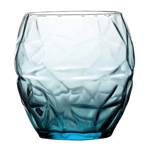 Prezioso Water Glasses Blue 14oz / 400ml