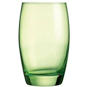Salto Colour Studio Green Hiball Tumblers 12.3oz / 350ml