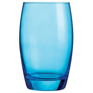 Salto Colour Studio Blue Hiball Tumblers 12.3oz / 350ml