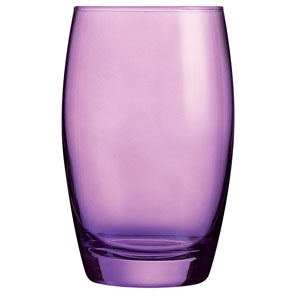 Salto Colour Studio Purple Hiball Tumblers 12.3oz / 350ml