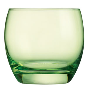 Salto Colour Studio Green Old Fashioned Tumblers 11.3oz / 320ml