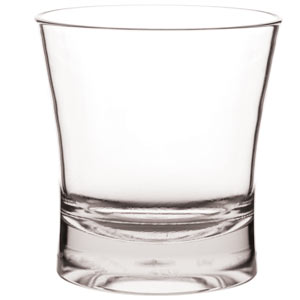 Carlisle Alibi Double Old Fashioned Tumblers 11.5oz / 320ml
