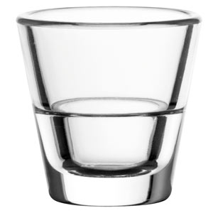 Utopia Venture Stacking Shot Glasses 0.9oz / 25ml