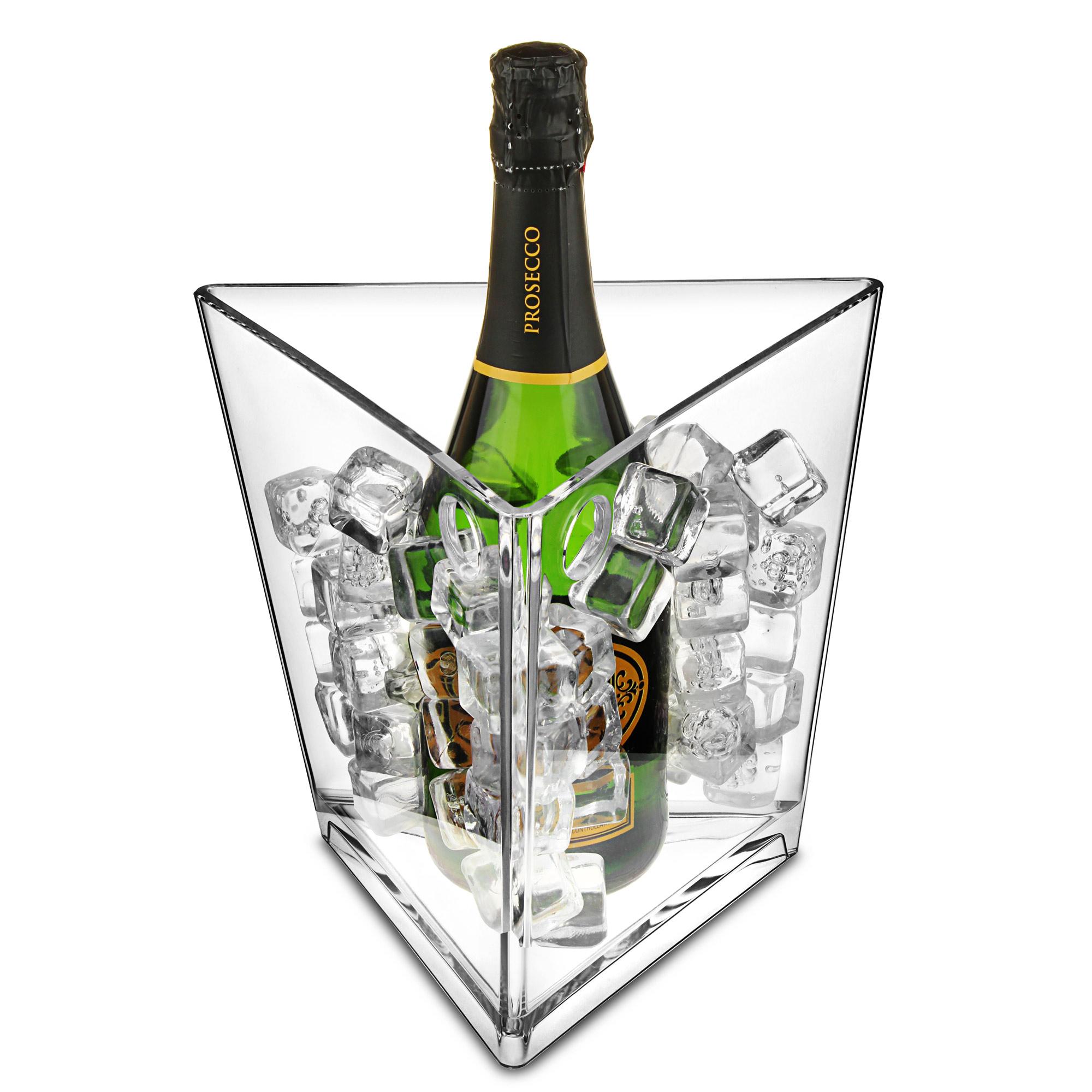 Prism Wine Amp Champagne Bucket Clear Drinkstuff