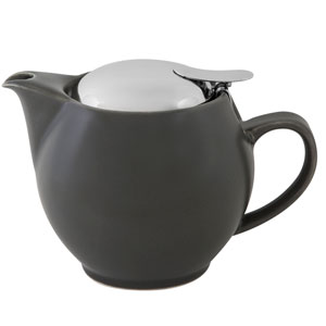 Slate Bevande Teapot with Infuser 12.3oz / 350ml