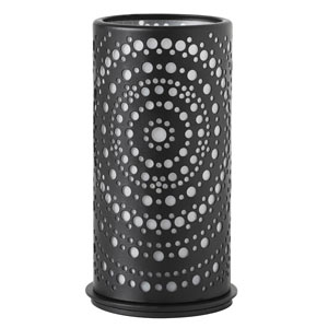 Duni Billy Candle Holder Black